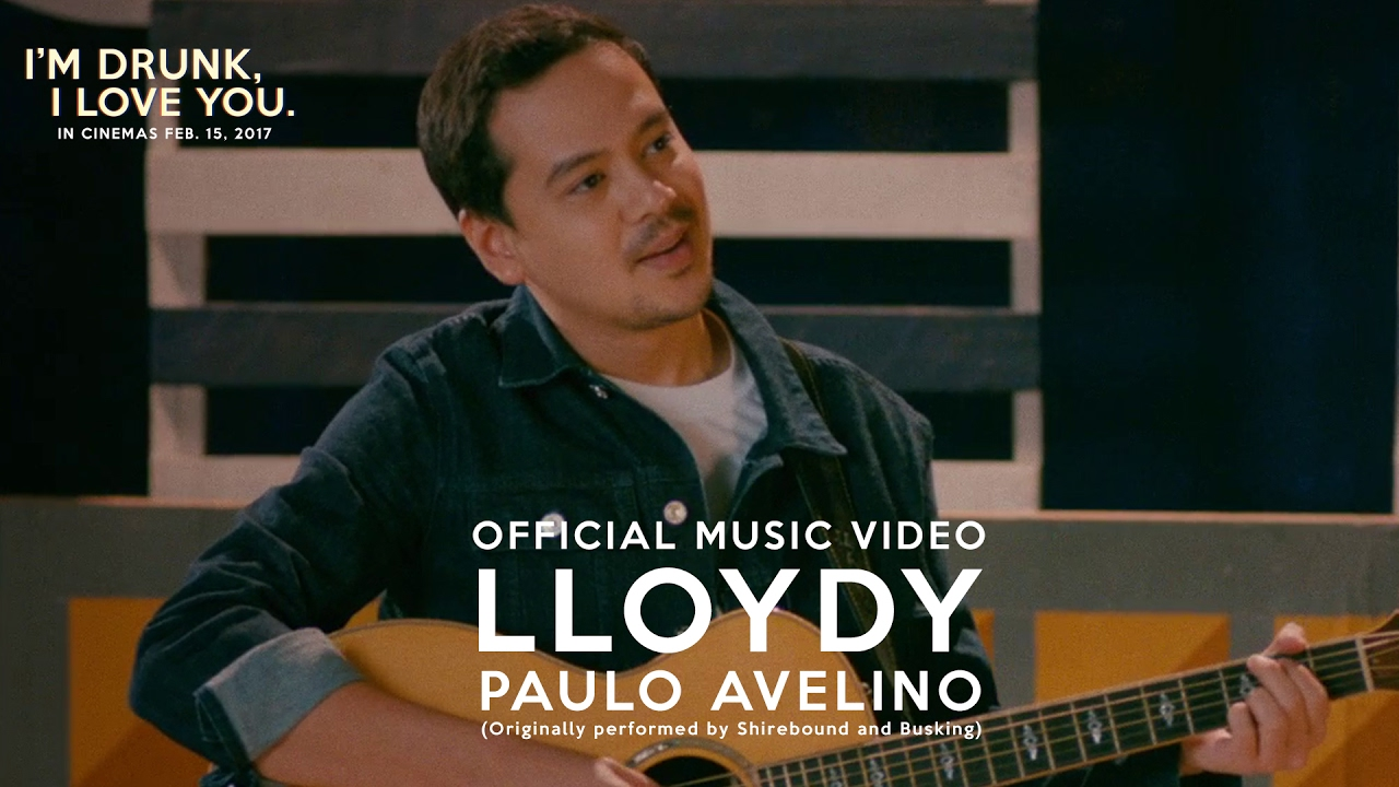 Lloydy - Paulo Avelino | I'm Drunk I Love You | Official Music Video | TBA Studios