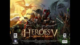 Heroes of Might and Magic 5 ~ Sylvan Battle Theme ~ OST