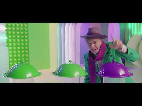 «Нажимай» - Илья Лагутенко из «Мумий Тролль» в рекламе Мегафон