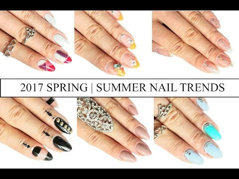 2017 Nail Trend Tutorial Must Try