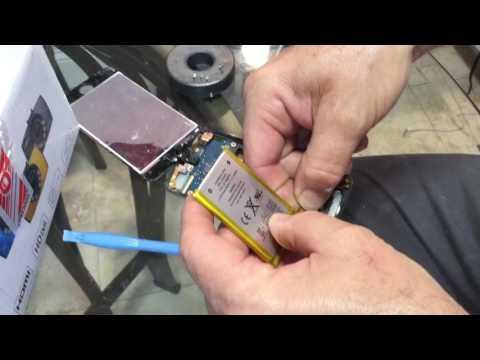 Cómo remplazar batería de iPad 4th Generation touch 32 GB