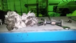 Cambio motor nissan cargo
