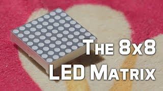 8x8 LED Matrix for Arduino