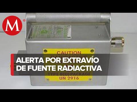 Alertan sobre fuente radiactiva extraviada en Texas