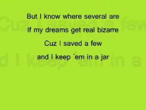 Owl City - Fireflies (Lyrics On Screen) - YouTube