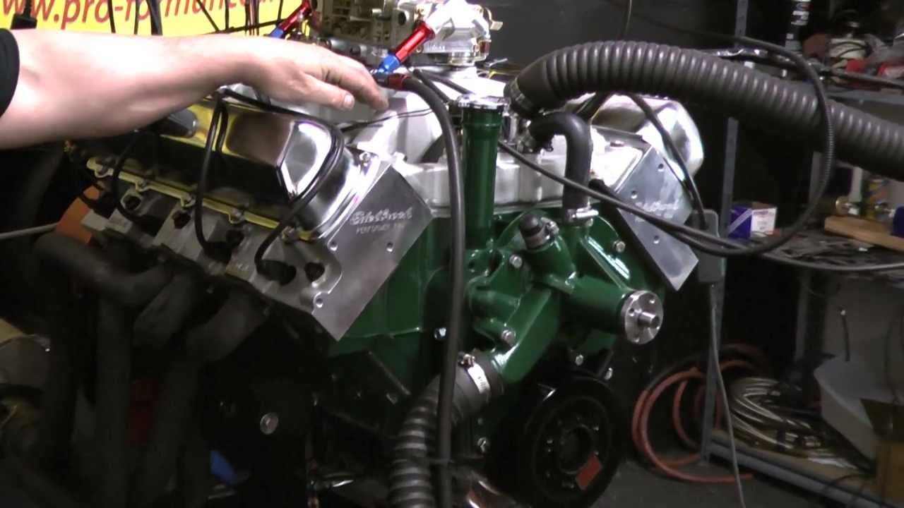 455 Oldsmobile Rocket Crate Engine