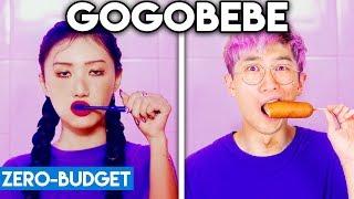 K-POP WITH ZERO BUDGET! (MAMAMOO - Gogobebe)