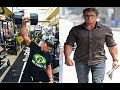 Sylvester Stallone Workout Beast at age 71 !