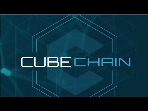 Cube Chain - обзор проекта ICO