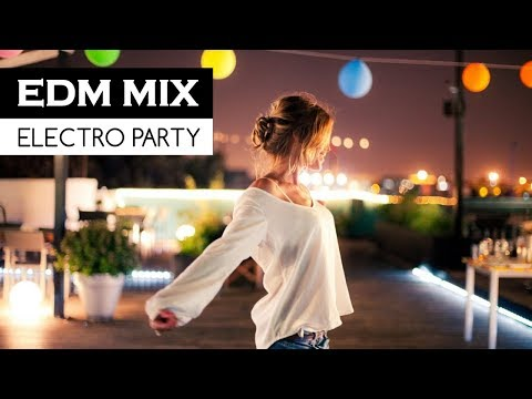 NEW EDM MIX  Electro House & Bigroom Party Music 2018