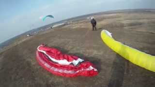 Kiev paragliding club AERO (Hodoseevka - 10/04/2013) - www.aero-kiev.com(, 2013-04-13T11:54:38.000Z)