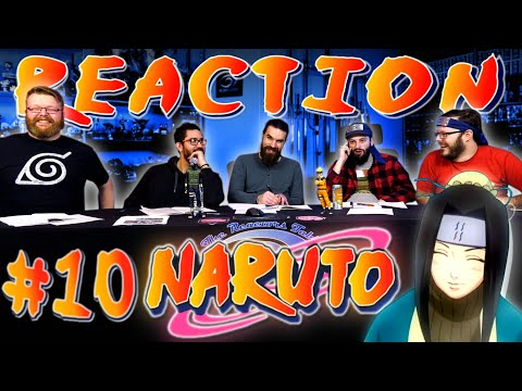 """Naruto #10 REACTION!! """"The Forest Of Chakra"""""""
