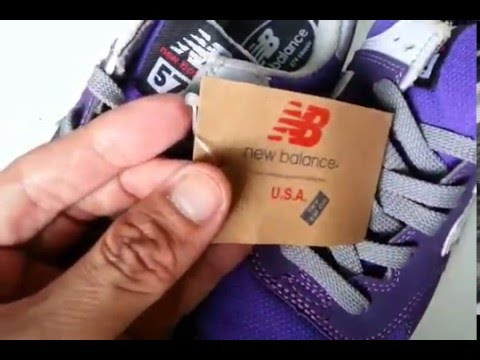 ULASAN Sepatu NEW BALANCE (NB) 574 ungu TERBARU - YouTube a12b3908c0