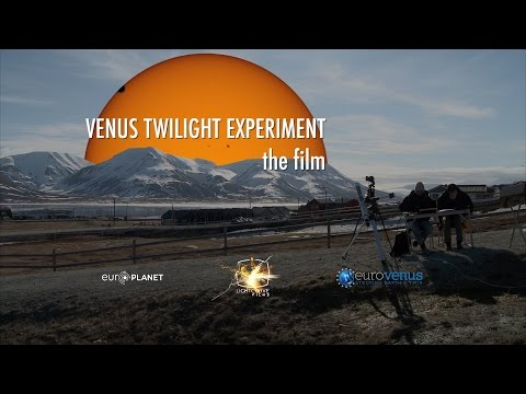 Venus Twilight Experiment - the film