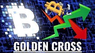 The Golden Cross   Bitcoin ↘🌟↗
