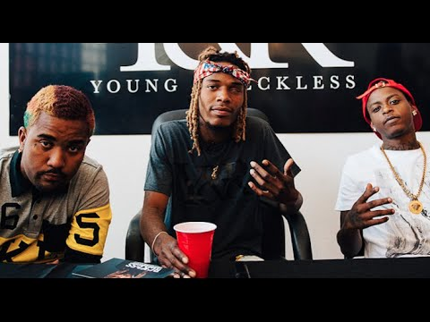 P Dice Pulls Up Outside Fetty Wap House After He...
