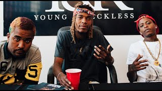 P Dice Pulls Up Outside Fetty Wap House After He Claims They Won't Let Him Out of his Contract!
