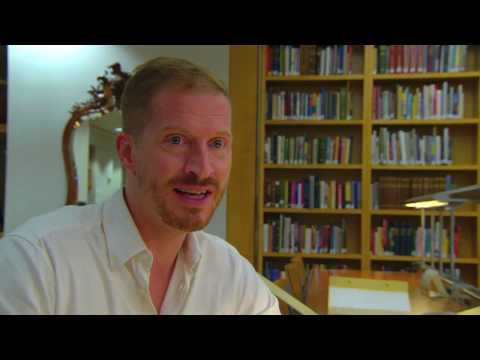 Andrew Greer talking about the New York Public Library