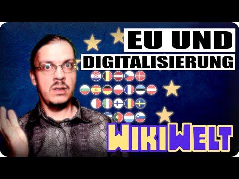 EU und Digitalisierung - meine WikiWelt #173