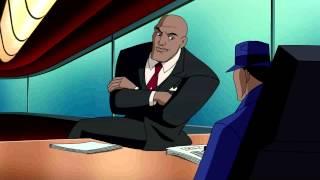 La Liga de la justicia Ilimitada ''la Autoridad de la Pregunta'' - los sábados por la Mañana en La CW