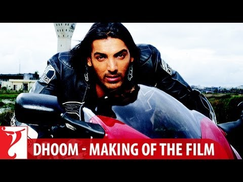 Making Of The Film - Dhoom | Part 3 | John...