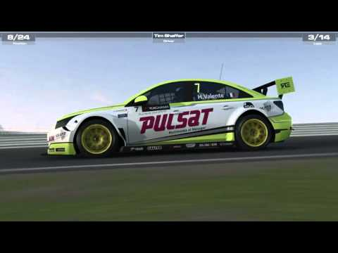 R3E WTCC 2016 Round 02 Race Slovakia Ring
