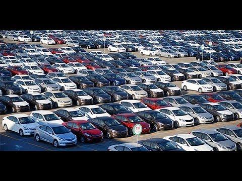 Цены на авто в Кыргызстане упали на 50%? / Реальная экономика / НТС