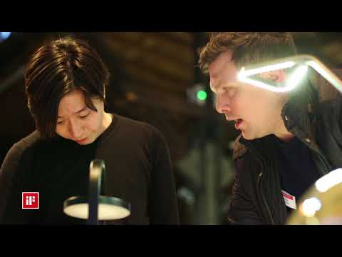 Video describing the iF DESIGN AWARD 2018 jury process, in the words of the jurors..