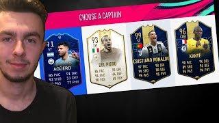 AZ ÉN DRAFTOM - FIFA 19 FUT DRAFT KIHÍVÁS