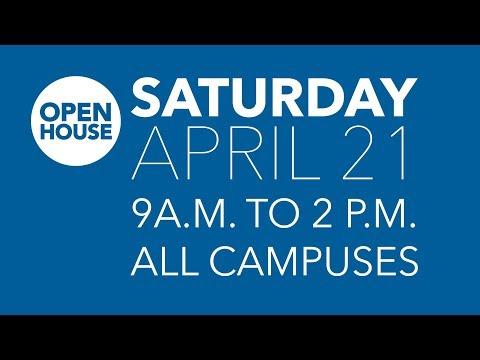 Georgian College Open House April 21 2018