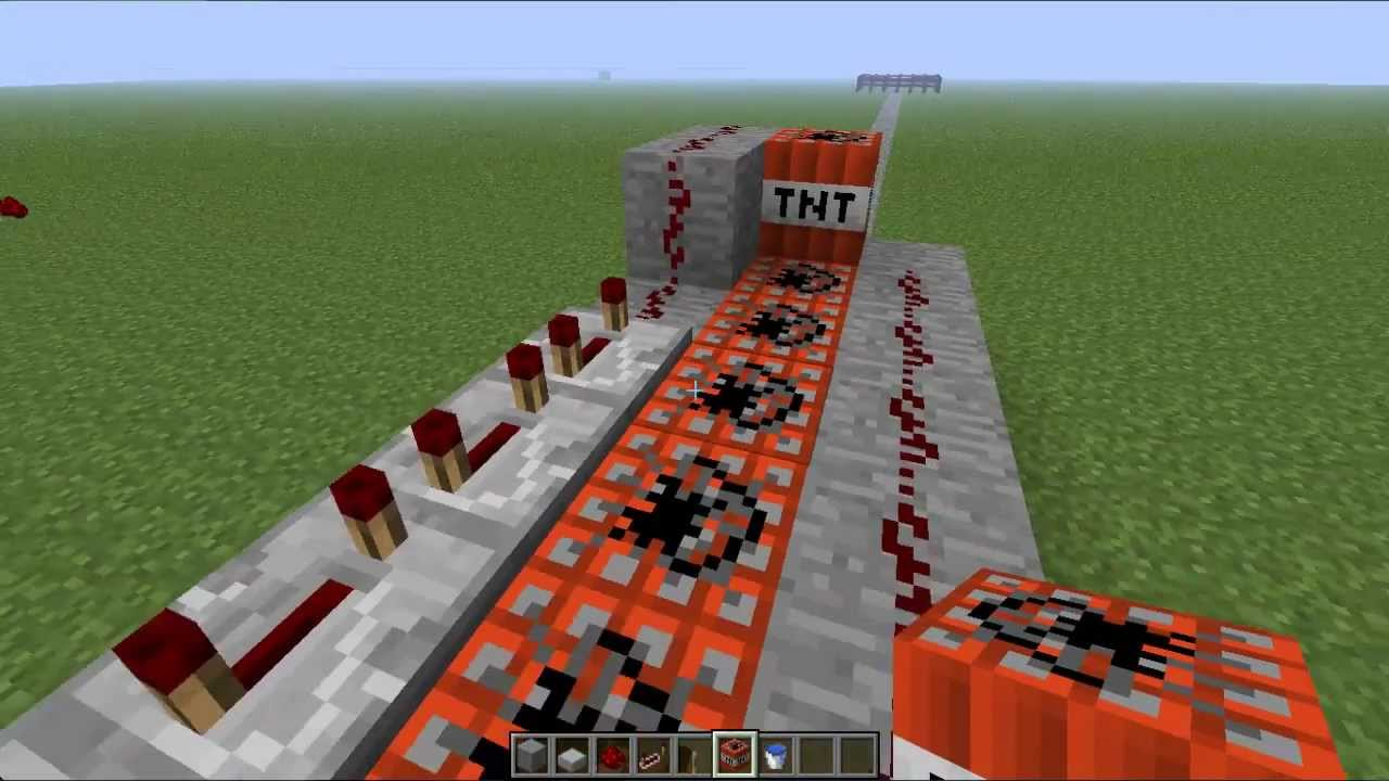 How to Make a TnT Cannon - Complete Guide Fast and Easy ...