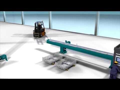 Современные технологии производства металлоконструкций