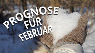 Kai Zorn erklärt: Wetterprognose für Februar 2019