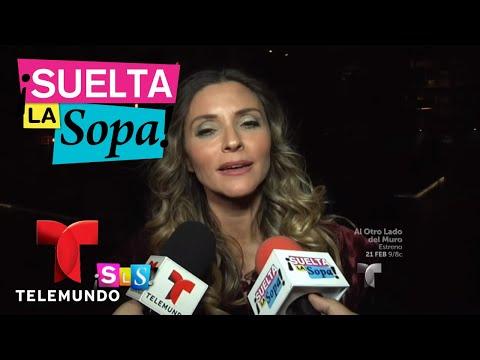 Isabella Camil Habla De La Serie De Luis Miguel | Suelta La Sopa | Entretenimiento