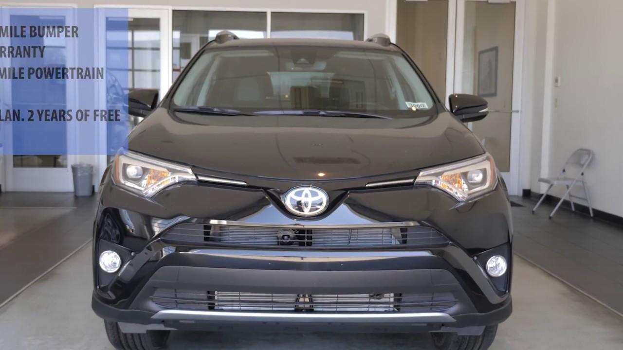 2017 Toyota RAV4 At Don Moore Toyota. Www.DonMooreToyota.com (270) 926 2500