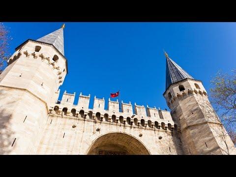 Istanbul - Topkapi Sarayi