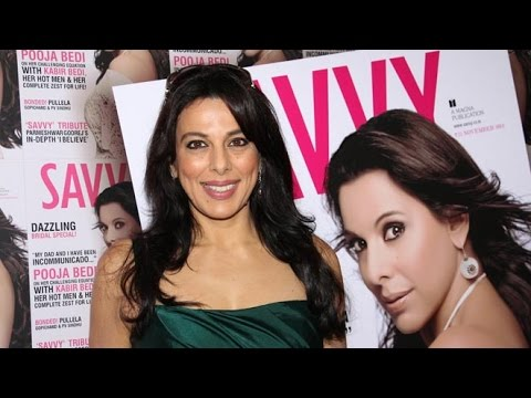 UNCUT : Pooja Bedi Unveills The November 2016 Issue Of Savvy Magazine