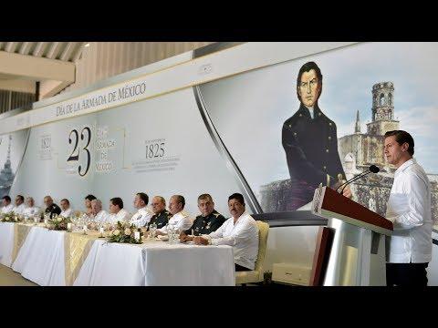 Ceremonia Conmemorativa del Día de la Armada de México 2017
