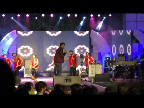 Nenu sailaja || movie song performance by sagar at DSP live