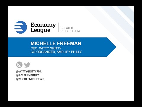 The Pivot#9: Amplifying Philly with Michelle Freeman, Witty Gritty/Amplify Philly