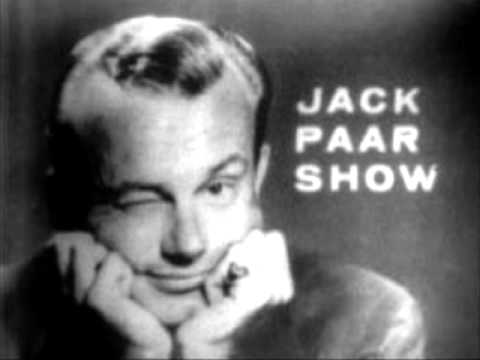 The Jack Paar Tonight Show is listed (or ranked) 10 on the list The Most Memorable TV Host Farewells