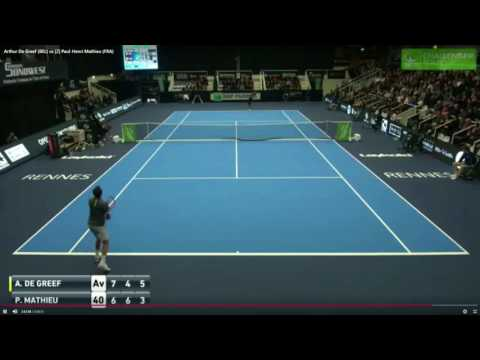 Thumbnail: Top 10 Saving Match Points - ATP Challenger 2017 - Part 1