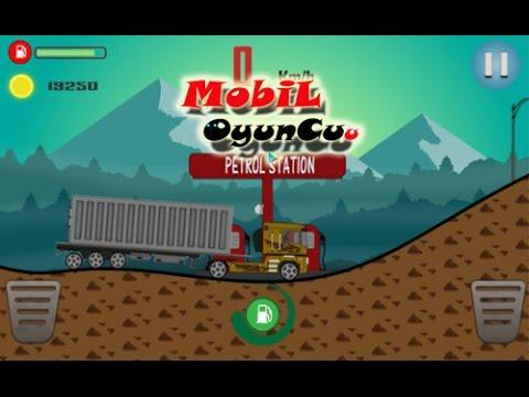 Trucker Tycoon en yeni mobil 2D tır oyunu...