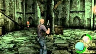 Resident Evil 4 Gameplay ita Parte 18 ( Pc ) La mod dei Pokemon
