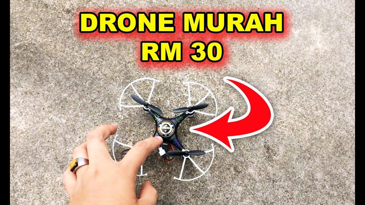 DRONE HARGA MURAH RM30 | MINI DRONE PADU BEDESUP