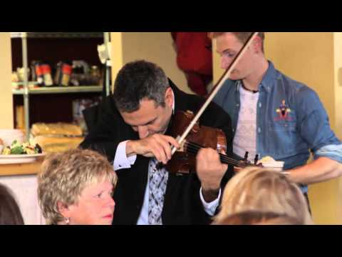 Wichita Symphony Surprises Tanya's Soup Kitchen with Mendelssohn