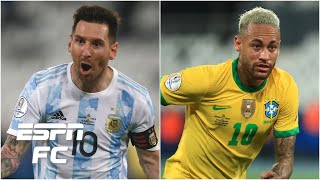 Argentina vs. Brazil preview: Will Lionel Messi or Neymar come out on top?
