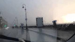 Дождь а Питере