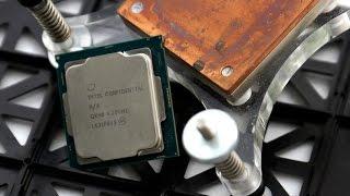 استعراض للمعالج Intel Core i7-7700K Kaby Lake