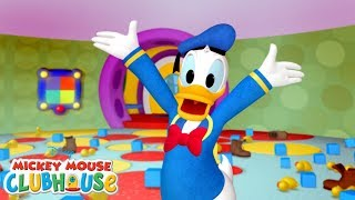 Happy Birthday Donald! | Mickey Mouse Clubhouse | Disney Junior